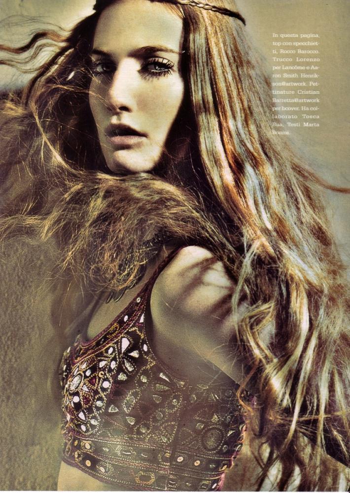 Cristian Barretta: Hair Artist
